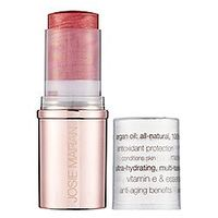 What it is:An argan oil-infused, sheer color stick that grants a lasting, natural flush to cheeks and lips.What it does:This dual-purpose lip and cheek color provides flattering, subtle color while treating the skin with Josie Maran's signature argan