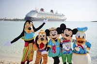 Visit Castaway Cay on a Disney Cruise from Texas