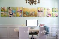 Canvas Wall Collage | Jupiter Fl Photography