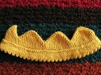 "Crowns all around �€"" free knitting pattern"