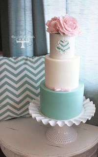 love the color, not sure about the cake.
