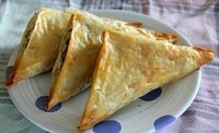 Spicy Vegetable Samosas 3 by Couscous & Consciousness, via Flickr