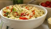 Chilled Couscous Salad