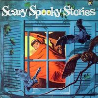 Spooky Scary Stories LP from 1975