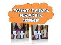 This foldable is great to teach the Human Body Systems 1.50