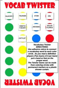 Vocab Twister