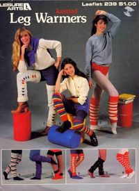 Original legwarmers ~ LOL!!!!!