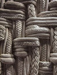 // concrete rope