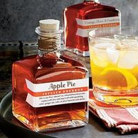 Infused Bourbon | Turn a plain bottle of hooch into a top-shelf indulgence, infused with sweet autumn �'avor | SouthernLiving.com