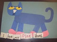 Pete the Cat (colored shoes)