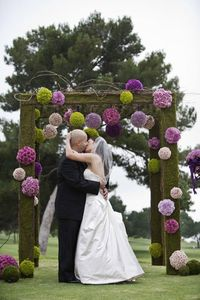DIY Wedding Arch