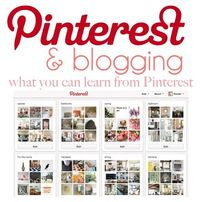 How to use Pinterest with your blog by Nesting Place