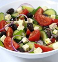 Greek Salad...