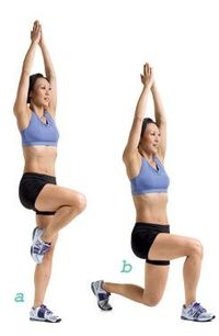 The Skinny Jeans Workout (Women's Health)