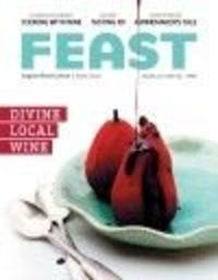 Feast - love the colors and photography! beautiful publication!