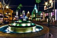 Night Lights of Hollywood Studios
