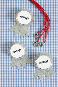 Wizard Of Oz Medals craft