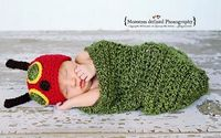 #crochet The Very Hungry Caterpillar pattern from PurdyThings