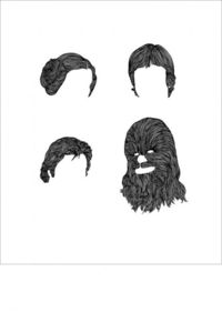 Star Wars Hair