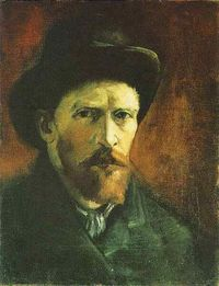 Vincent van Gogh: The Paintings (Self-Portrait with Dark Felt Hat)