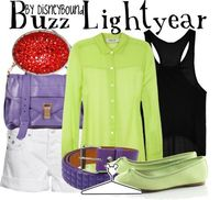 """Buzz Lightyear"" by lalakay on Polyvore"