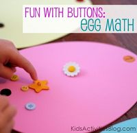 Cool Math Activity: With Eggs and Buttons
