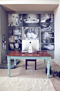 Love. I am doing this in my office!