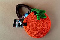 Halloween Treat Bag - Pattern