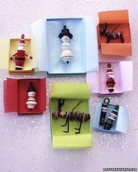 How-To Button Ornaments