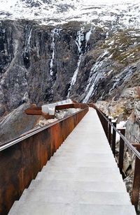 A Stunning Adventure...Trollstigen Tourist Route, Norwegian Mountains
