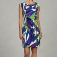 Scarlett Women's Printed Sheath Dress $37.99