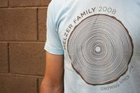 Family reunion tees!