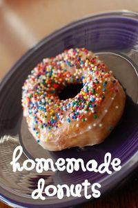 11 How to Make Donuts