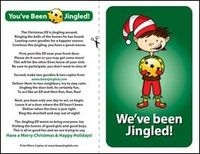 You've been Jingled- Watch out PF it's coming to you this xmas :)