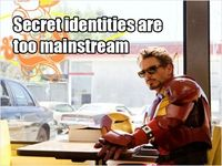 That's Tony Stark for you.