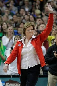 The greatest women's coach ever!