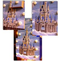 WDW - Castle Drawers