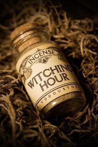 Witching Hour Incense.