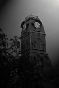 Granbury, TX clock tower
