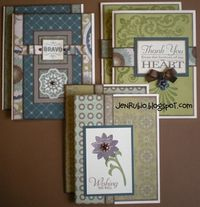Avonlea cards by JenRubio -