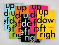 Robert Finkel: Up, Down, Left, Right Exhibition