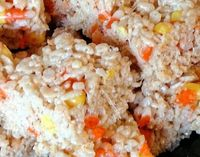 activities for kids 15 Fall Rice Krispies Treats {recipes} photo