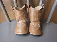 Baby Boots Shoes Baby's 1st Cowboy Boot Caramel Brown by Podsshoes, $46.00