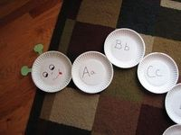 Pre-School games you can make and play at home :D