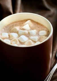 Homemade Hot Cocoa: A secret ingredient makes this cocoa over-the-top rich and sweet!
