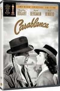 Casablanca. My favorite Humphrey Bogart movie.
