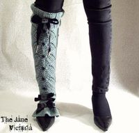 The Isil Saralonde Legwarmers
