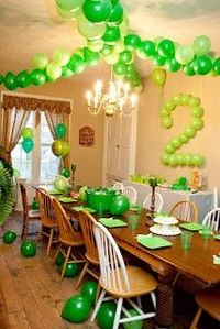 The Green Eggs and Ham party was a success. All of that pinning really paid off ;)