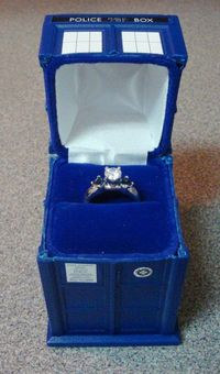 Geek proposal! I'd say yes.