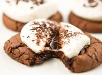 Hot cocoacookies